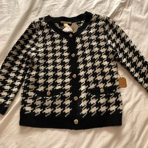 New small Forever 21 Tweed Short cardigan
